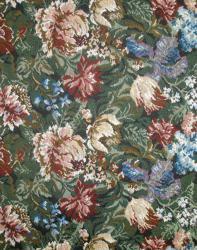 Гобелен, покрывало, Американский сад, гобеленовая ткань, магазин гобеленов