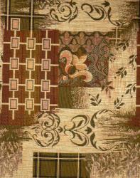 Гобелен, покрывало, Клетка лилия, гобеленовая ткань, магазин гобеленов