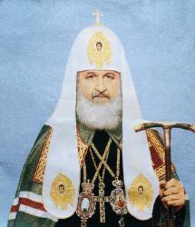 картина, гобелен, икона, Патриарх