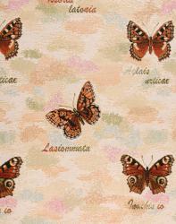 Гобелен, покрывало, Бабочки, гобеленовая ткань, магазин гобеленов