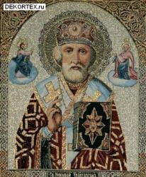 картина, гобелен, икона, Св. Николай Чудотворец