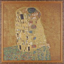 Гобелен, картина, Поцелуй Климт, Климт, магазин гобеленов