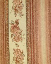 Гобелен, покрывало, Розы в полосе, гобеленовая ткань,  покрывало